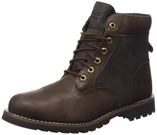 Timberland - Larchmont Ftm_larchmont 6in Wp Boot, Stivali Uomo Dark Brown
