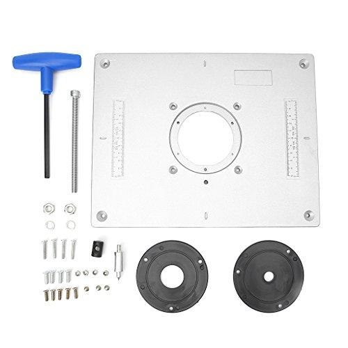 FXCO - Placa de fresado de aluminio para grabar