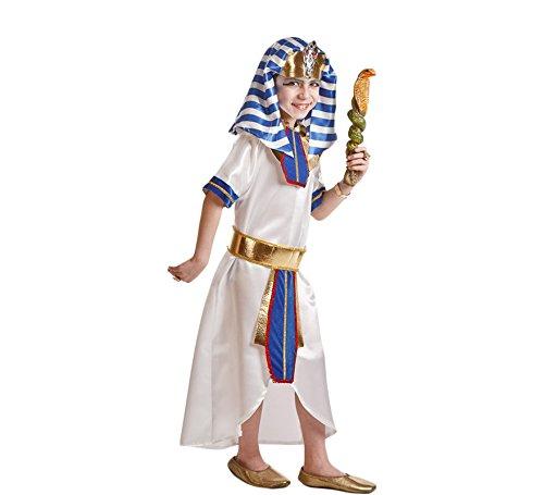 Imagen de disfraz para niños de faraón egipcio