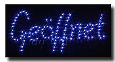 """""""geÖffnet"""" Led Schild Leuchtschild Reklame Leuchtreklame Werbung Led Sign Display K4"""