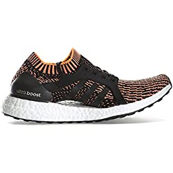 Adidas Ultraboost X, Zapatos para Correr Mujer, Negro (Negbas/Azusen/Narbri), 38 EU