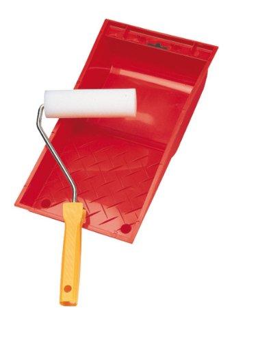 EHS 147B1 - Cubeta de pintura y rodillo acrílico 11 cm EHS