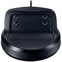 Samsung EP-YB360BB Interior Negro - Cargador (Interior, Reloj inteligente, Corriente alterna, Samsung Gear Fit2, Negro)