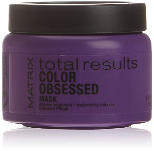 Matrix Cura Capillare, Total Results Color Obsessed Mask, 150 ml