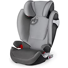 Cybex SOLUTION M-FIX Manhattan Grey,mid grey
