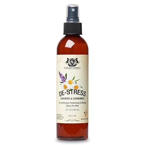 De-Stress Lavanda y Manzanilla Aromaterapia Refrescar y brillante en spray para los...