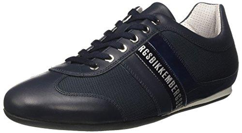 Bikkembergs Springer 012, Sneakers basses homme Bleu