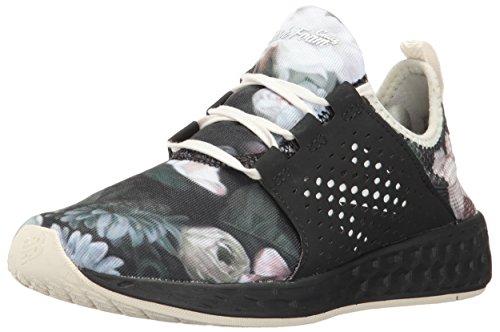 New Balance Wcruzv1, Zapatillas de Running Mujer, Negro (Black Print), 41 EU