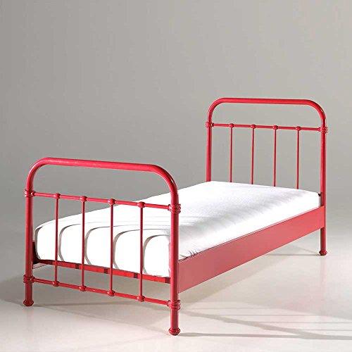 bettgestell metall top romantic von hasena metallbett. Black Bedroom Furniture Sets. Home Design Ideas