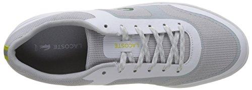 Lacoste Herren Explorateur Sport 217 1 Bässe Weiß (Blanc)