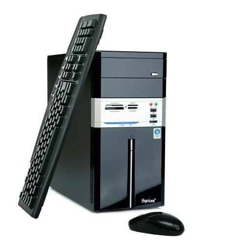 Hyrican PCK02900 Desktop-PC(AMD Phenom X3 8450 2,1 gHz, 4 GB
