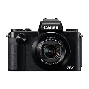 Canon PowerShot G5 X Compact System Camera (Wi-Fi, NFC)