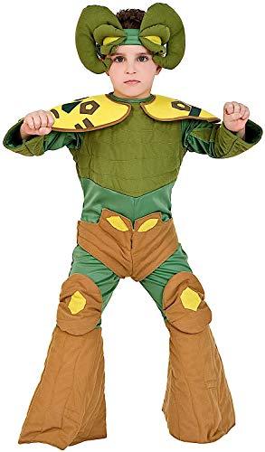 Costume di carnevale da guerriero di gorm albero baby vestito per bambino ragazzo 1-6 anni travestimento veneziano halloween cosplay festa party 3676 taglia 5