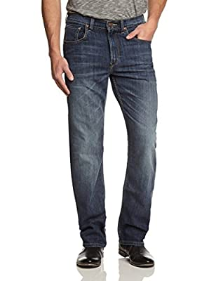 Lee Men's Brooklyn Straight Leg Jeans