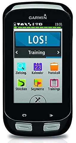 Garmin Edge 1000 GPS-Radcomputer - 7,6 cm (3'') Touchscreen, Europa-Fahrradkarte,