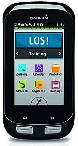 Garmin Edge 1000 GPS Bike Computer con Touchscreen e Navigazione, Mappa Europa e Notifiche Smart, Nero/Antracite