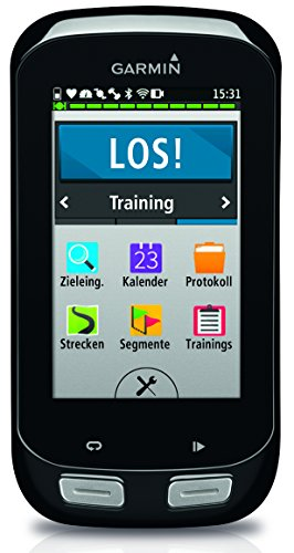 Garmin Edge 1000 GPS Bike Computer con Touchscreen e...