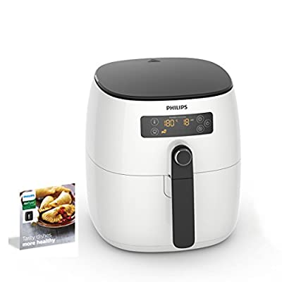 Philips hd9640/00 Friteuse Airfryer avec Technologie Turbo Star