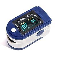 JZK-301 Precision Finger Pulse Oximeter LED Display,Portable Pulse Oximetry Househole Health Monitors ❥Rate Monitor Finger Saturometer Oxygen Monitor