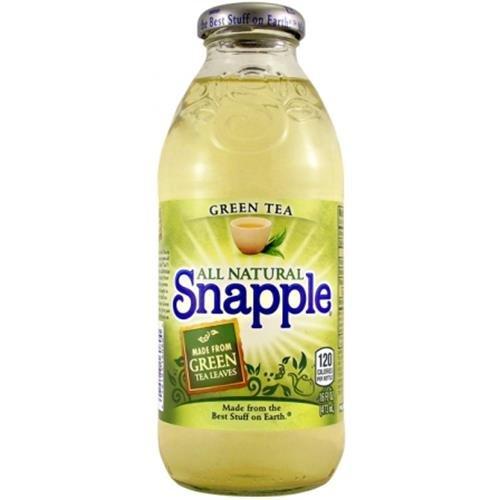 snapple-green-tea-16-fl-oz-473ml-1-bottiglia