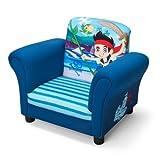Disney Jake and the Netherlands blauer Kinder Fernsehsessel Sessel für Kinderzimmer Kindersessel