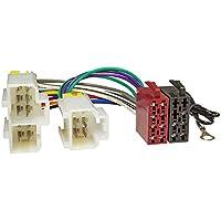 Radio-cable adaptador NISSAN> 2000, para FORD ISO-connettore (corriente + parlantecon)