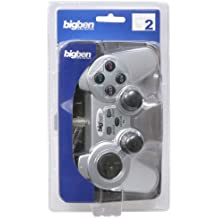 Playstation 2 - Controller Analog silber