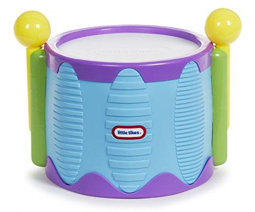 little tikes Tap-a-Tune Drum - Juguetes Musicales (Instrumento Musical de Juguete, Tambor, Niño/niña, Alrededor,, CE)