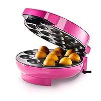 Saachi 750 Watts 12 Piece Cake Pop Maker - Pink