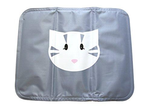 Wärmematte & Kühlmatte in einem, kabellos, für die Mikrowelle geeignet, für Mensch,Hund, Katze, Kleintiere, Wärmepad 39x31cm