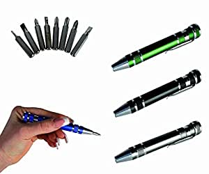 Tool Pen with 8 Different Heads - A very Handy Tool to Have