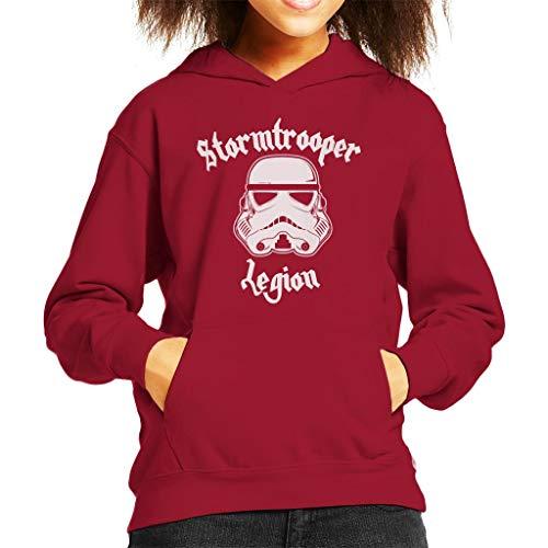 r Legion Heavy Metal Kid's Hooded Sweatshirt ()