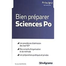 Bien préparer sciences Po