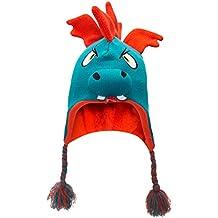 Mountain Warehouse Gorro Dragon para niños Azul Talla única