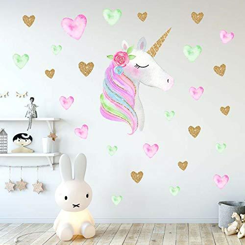Unicornio pegatinas de de AIYANG a 10,99€ - Ofertas.com