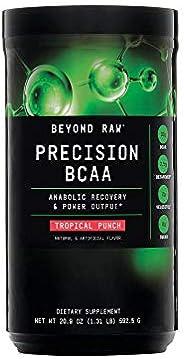 GNC Beyond Raw Precision BCAA - 1.31 lbs, 592.5 gm (Tropical Punch)