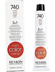 Nutri color crème Revlon 740 Cuivré Roux Irlandais 100ml