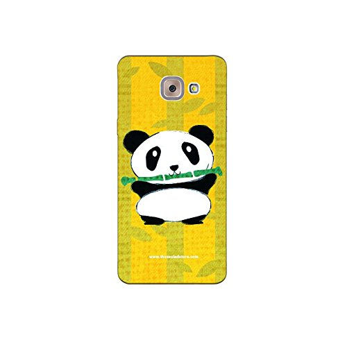 Panda Cane Galaxy J7 Max Mobile Case By The Souled Store