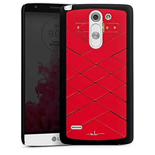 DeinDesign Hülle kompatibel mit LG G3 Stylus Handyhülle Case Schnalle Ruby Fashion Mode Stylus Ruby