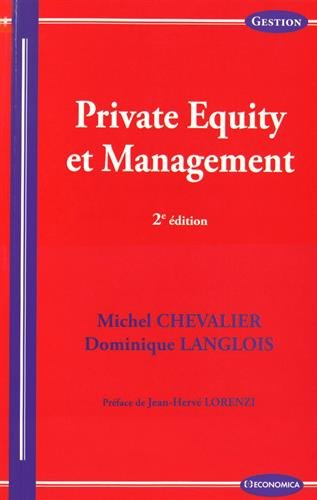 Private equity et management