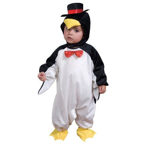 Dress up America Toddler T2 Cute Little Penguin Costume Set