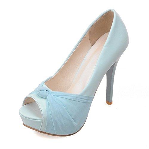 Printemps-Eté haut talon chaussures de mariée/Maille fine bref les chaussures de femmes/chaussures de mariage talons hauts B