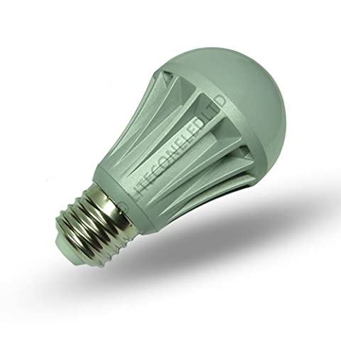Litecone E27 Edison Screw 7.5W (=60W) Warm White LED Dimmable LED Light Bulb Lamp - 0304 x8