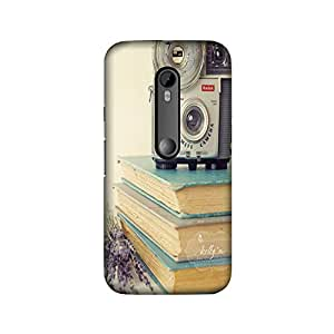 StyleO Designer & Printed Back Cover for Moto G3 (3rd Gen)