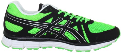 Asics Gel-attract, Running homme multicolore (Mehrfarbig (Apple Green/ Liquid Silver/ Black 7093))