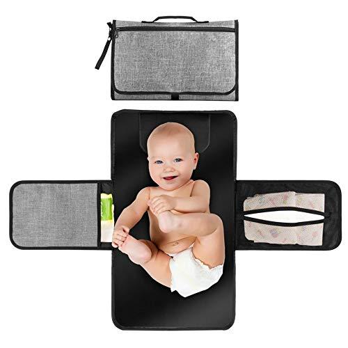 3079/5000 Portable Wickelauflage, Compact Windel Wickel Handtasche / PURSE - Windel Clutch -...