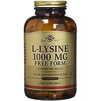 Solgar L-Lysine 1000 Mg: 250 Tablets