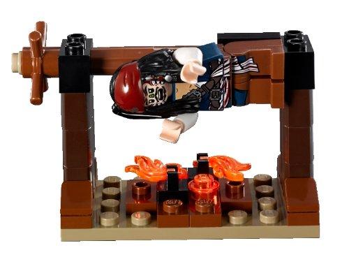 Lego 4182 Fluch Der Karibik Flucht Vor Den Kannibalen Kinderwelteneu