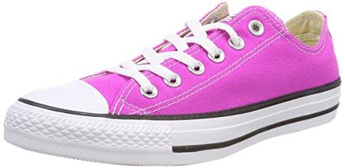 Converse Unisex-Erwachsene CTAS Ox Hyper Magenta Sneaker, Pink (Hyper Magenta), 39.5 EU
