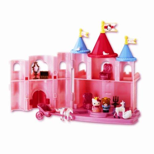 Happy People Blue Box 032441 - Hello Kitty Castle